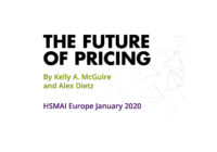White Paper: The future of pricing