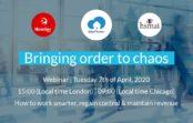 Live webinar i dag: Bli med HSMAI, eHotelier og SiteMinder
