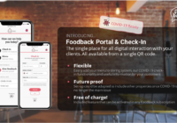 Foodback AS Lanserer: Foodback Portal & Check-in
