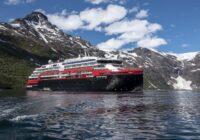 Hurtigruten Expeditions døper MS Fridtjof Nansen på Svalbard – markerer 125 år med ekspedisjoner