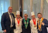 Emil (23) fra Scandic Nidelven til topps i VM for unge kokker